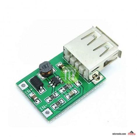 افزاینده ولتاژ 5 ولت با خروجی USB
