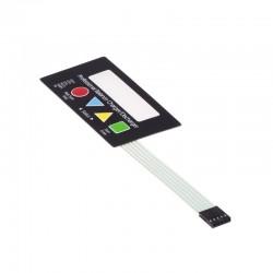 کی پد مخصوص LCD