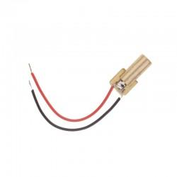 لیزر قرمز بدون درایو 4mm