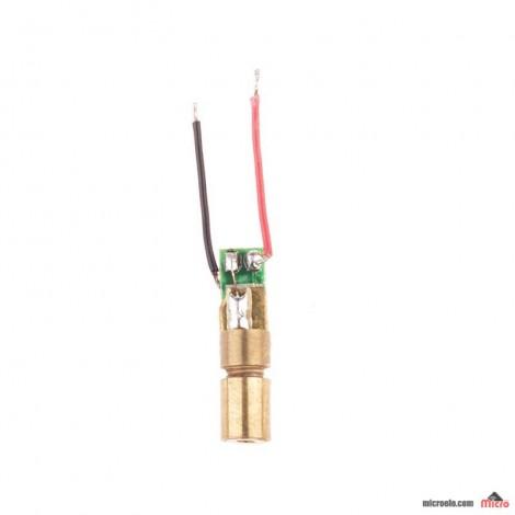 لیزر قرمز 3.8mm