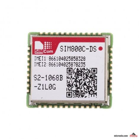 ماژول  GSM/GPRS SIM800C-DS
