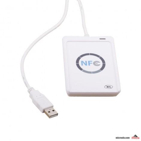 دستگاه NFC C/R/W RFID هوشمند