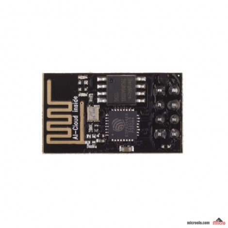 ماژول WIFI ESP8266