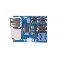 ماژول پخش MP3 با پشتیبانی از USB,micro SD
