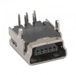 کانکتور Mini-USB-DIP