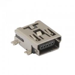 کانکتور Mini-USB-SMD
