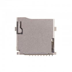 کانکتور Micro SD اتوماتیک بدون پک
