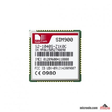 SIM900 GSM/GPRS