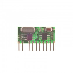 گیرنده 4 کانال لرن RM03-315Mhz