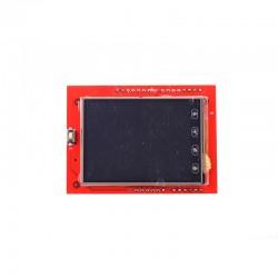 شیلد LCD 2.4  اینچ لمسی مخصوص برد آردوینو UNO و Mega 2560