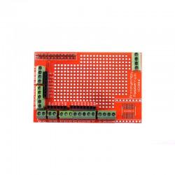 شیلد Prototype مخصوص رزبری پای +Raspberry Pi3 B/B