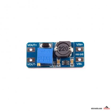 افزاینده ولتاژ 2 آمپر ولتاژ ADJ