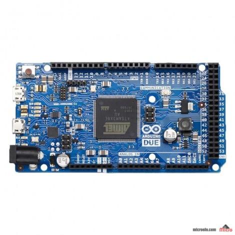 آردوینو دو Arduino DUE R3 SAM3X8E ARM Cortex-M3
