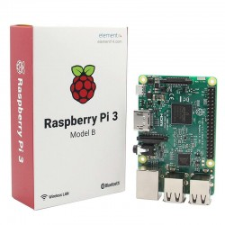 رزبری پای 3 Raspberry Pi 3 B - element14