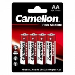 باتری قلمی پلاس آلکالاین کملیون بسته 4 تایی - BP4