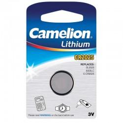 باتری سکه ای لیتیومی کملیون CR2025