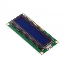 نمایشگر کاراکتری LCD 2x16 بک لایت آبی