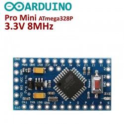 آردوینو پرو مینی Arduino Pro Mini ATmega328P 3.3V ...