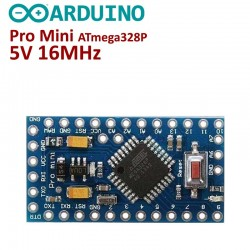 آردوینو پرو مینی Arduino Pro Mini ATmega328P 5V 16MHz