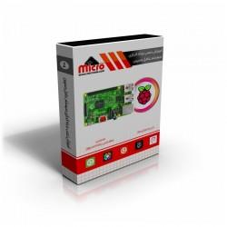 آموزش رزبری پای SkyMics DVD1 - سیستم عامل رزپین
