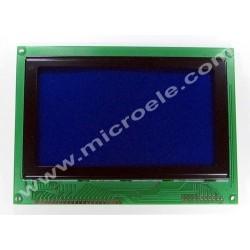 LCD 240*128 آبی گرافیکی