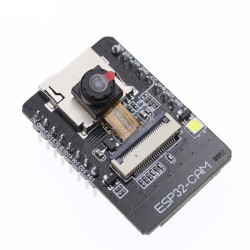 برد توسعه ESP32-S  همراه با دوربین OV2640