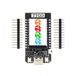 برد توسعه TTGO T-Display ESP-32 & LCD