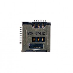 کانکتور سیم کارت و Micro SD