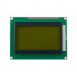 LCD گرافیکی  128*64 سبز