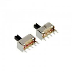 کلید 2 حالته کشویی SS12D07VG3