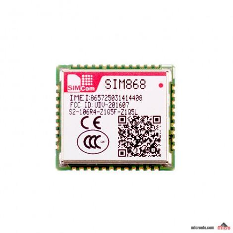 SIM868 GSM/GPRS/GNSS ماژول