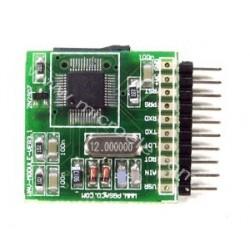 ماژول ضبط و پخش صدا-صوت-مولتی روی MMC