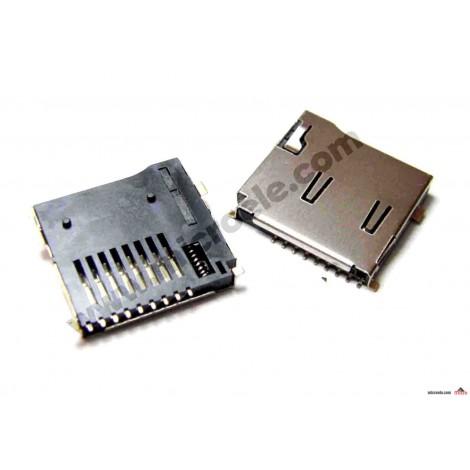 کانکتور Micro SD اتوماتیک