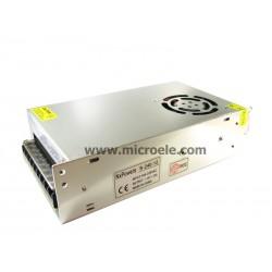 آداپتور سوئیچینگ صنعتی فن دار 12V/20A