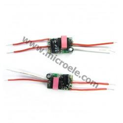 درایور 3X1W LED
