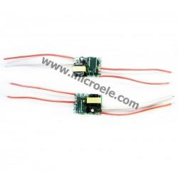 درایور 5X1W LED