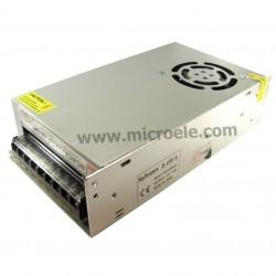 آداپتور سوئیچینگ صنعتی فن دار 5V/40A